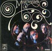Masterpiece by MASTERS APPRENTICES, THE album cover