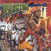 The Phantom of the Theatre by STEENSLAND, SIMON album cover