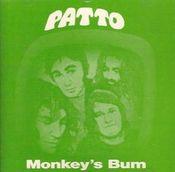 Monkey's Bum by PATTO album cover