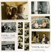 Warts And All by PATTO album cover