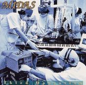 Third Operation  by MIDAS album cover