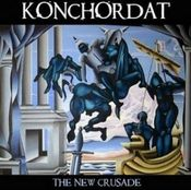 The New Crusade by KONCHORDAT album cover