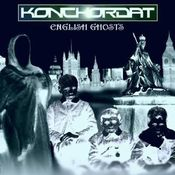 English Ghosts by KONCHORDAT album cover