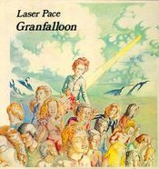 Granfalloon by LASER PACE album cover