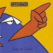 Coup de foudre !! by OFFENBACH album cover