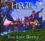 The Last Battle by HAZE album cover