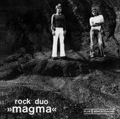 Rock Duo »Magma« by MAGMA album cover