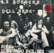 Addio / Notturno per noi by BOTTEGA DELL'ARTE, LA album cover