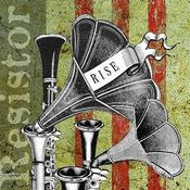 Rise by RESISTOR album cover