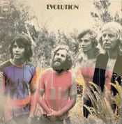 Evolution by TAMAM SHUD album cover