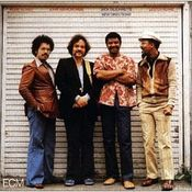 New Directions by DEJOHNETTE,JACK album cover