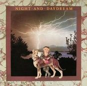 Night and Daydream by ANANTA album cover