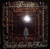 Songs From the Future by ANANTA album cover
