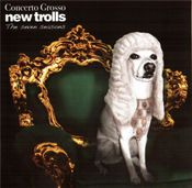 Concerto Grosso, The Seven Seasons by NEW TROLLS album cover