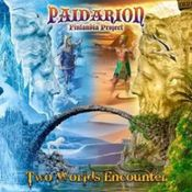 Two Worlds Encounter (as Paidarion Finlandia Project) by PAIDARION album cover