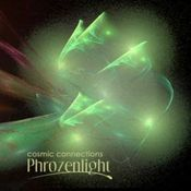Cosmic Connections by PHROZENLIGHT album cover
