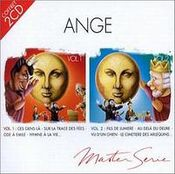 Master Serie Vol.1 & 2  by ANGE album cover