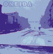 Secret Wars by ONEIDA album cover