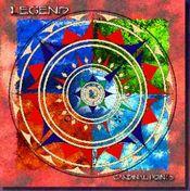Cardinal Points by LEGEND album cover