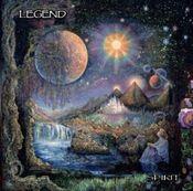 Spirit by LEGEND album cover