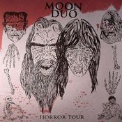 Horror Tour by MOON DUO album cover