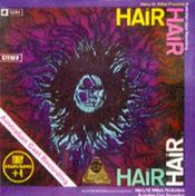 Hair by TULLY album cover