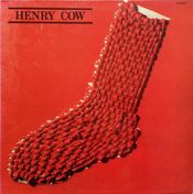 In Praise Of Learning by HENRY COW album cover