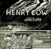 Concerts by HENRY COW album cover