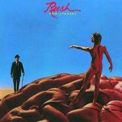 Hemispheres by RUSH album cover