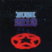 2112 by RUSH album cover