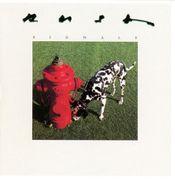 Signals by RUSH album cover