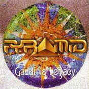 Gaudi's Legacy by PYRAMID album cover
