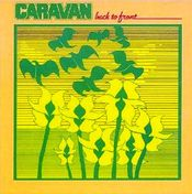 Back To Front by CARAVAN album cover