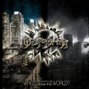 Who's Gonna Save the World ? by WOLFSPRING album cover