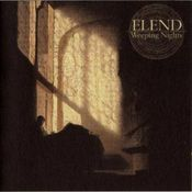 Weeping Nights by ELEND album cover
