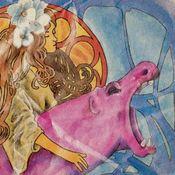 La Storia Di Cannibali by NATIONAL SUNDAY LAW album cover