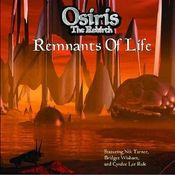 Remnants Of Life by OSIRIS THE REBIRTH album cover
