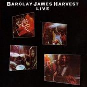 Barclay James Harvest Live by BARCLAY JAMES  HARVEST album cover