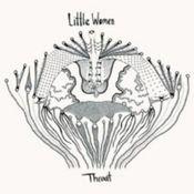 Throat by LITTLE WOMEN album cover