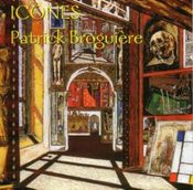 Icônes by BROGUIERE, PATRICK album cover