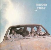 Toot by MOOM album cover