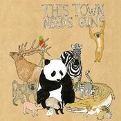 Animals by THIS TOWN NEEDS GUNS album cover