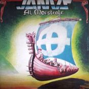 Al Maestrale by JANUS album cover