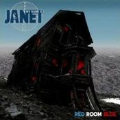 Red Room Blue by MY NAME IS JANET album cover