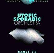 Nancy 75 by UTOPIC SPORADIC ORCHESTRA album cover