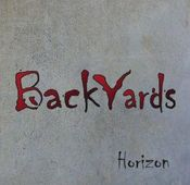 Horizon by BACKYARDS album cover