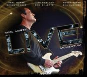 Live Momentum by MORSE, NEAL album cover