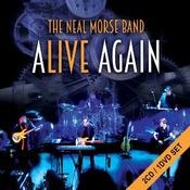 Alive Again (as The Neal Morse Band) by MORSE, NEAL album cover