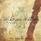 The Edge Of Sanity by STRUCTURAL DISORDER album cover