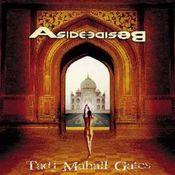 Tadj Mahall Gates  by ASIDE BESIDE album cover